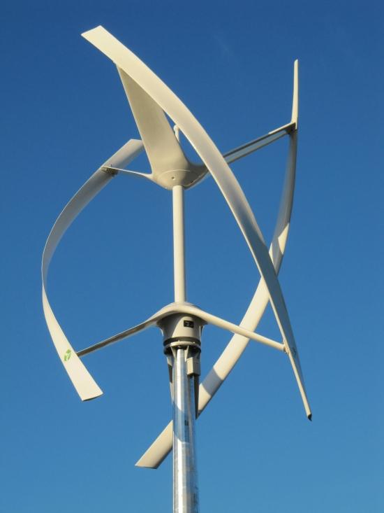 przydomowe małe elektrownie wiatrowe vawt