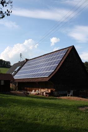 baterie słoneczne ogniwa fotowoltaiczne
