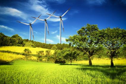 elektrownie wiatrowe oze